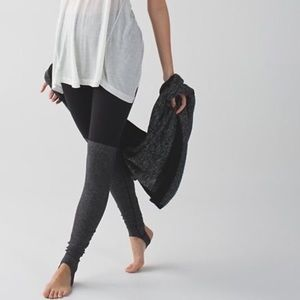 Lululemon Herringbone Stirrup Leggings